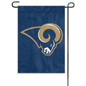 St. Louis Rams Garden/Window Flag