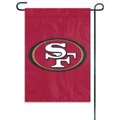 San Francisco Forty-niners Garden/Window Flag