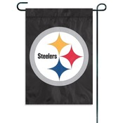 Pittsburgh Steelers Garden/Window Flag