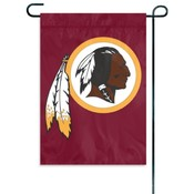 Washington Redskins Garden/Window Flag
