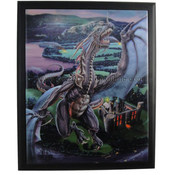 Art Tile Dragons Last Stand