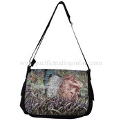 Pacific Trading Sanctuary Messenger Bag Wholesale Bulk