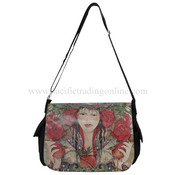 Pacific Trading Daughter Of Avalon Messenger Bag Wholesale Bulk