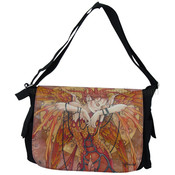 Pacific Trading Phoenix Messenger Bag Wholesale Bulk