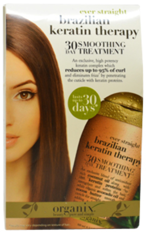 - Ever Straight Brazilian Keratin Therapy 30 Day Smoothing Treatment ...