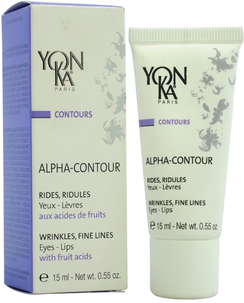 4 Pack - Yonka Alpha-Contour Renewing Gel Eye & Lip 0.55 oz Earths Care 1216217 Tea Tree Oil Balm&#44 2.5 oz
