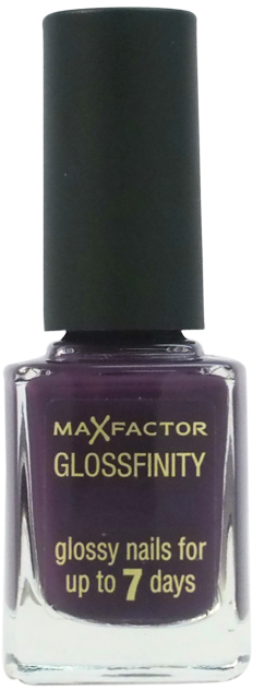 Max Factor - Glossfinity Nail Polish - # 150 AMETHYST 0.37 oz [1900648]
