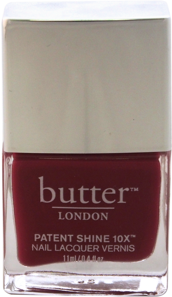 Butter London - Patent Shine 10X Nail Lacquer - Broody 0.4 oz