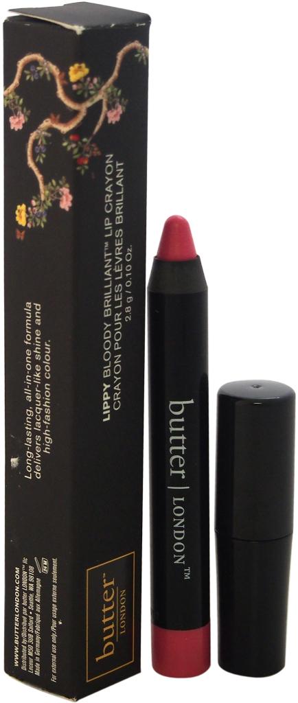 Butter London - Bloody Brilliant Lip Crayon - Ladybird Lipstick