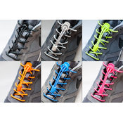 LOCK LACES™ No Tie Shoe Shoelaces