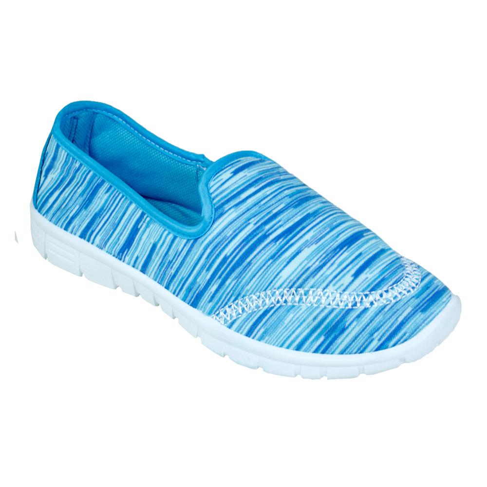 Women's Slip-on SHOES - Light Blue [2132040]