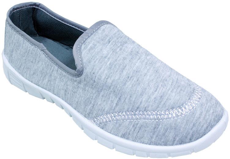 Women's Slip-on SHOES - Gray [2132042]