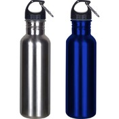Worthy Wide Mouth Stainless Steel Sports Bottle