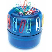 Premium Paperclip Dispenser with Paperclips Wholesale Bulk