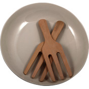 KitchenWorthy 3 Piece Salad and Pasta Set