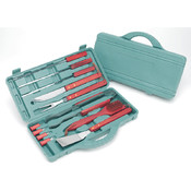 KitchenWorthy 12 Piece BBQ Tool Kit Wholesale Bulk