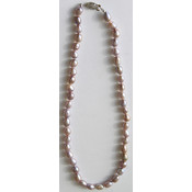 Bret Roberts Pink Champagne Pearl Necklace Wholesale Bulk