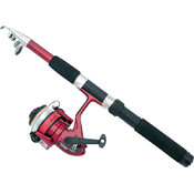 TrailWorthy Fishing Rod and Reel