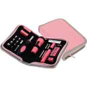 Ruff & Ready 23 Piece Pink Tool Set