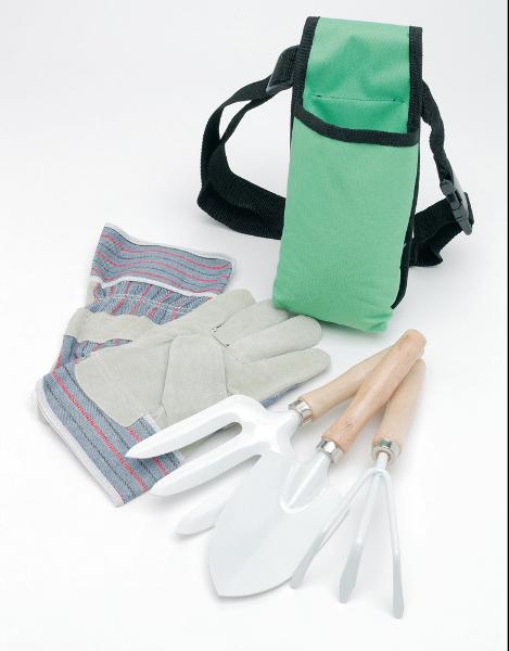 Wholesale ruff ready 5 piece garden tool set sku 925726 for Gardening tools wholesale