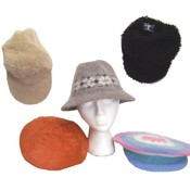 Assorted ladies Winter Hats