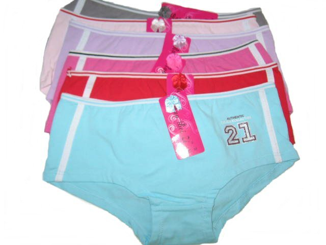 Women's Low Rise Panties (428566)