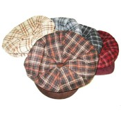 Ladies Winter Caps With Brim Wholesale Bulk