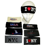 Assorted Winter Headbands for Adults