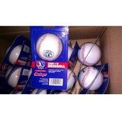Rubber Baseball in Blister Packaging