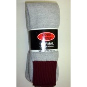 Men's Thermal Socks w/ Cushion Lining Wholesale Bulk