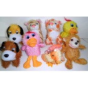 Assorted Talking Stuffed Animals