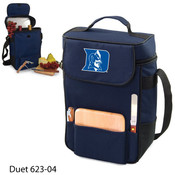 Duke University Duet Wine/Picnic Tote