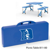 Duke University Picnic Table