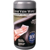 Allsop - Clearview Alcohol Wipes, 100 count Wholesale Bulk