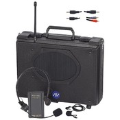 Amplivox Wireless Buddy PA System