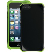 Iphone 5 Aspira Case Black/Green