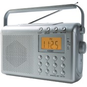 Coby Am/Fm Radio W/Noaa & Alarm