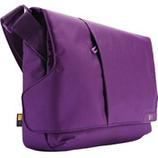 Case Logic Ipad Laptop Messenger Bag Purple Wholesale Bulk
