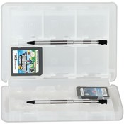 3Ds Cartridge Storage Box