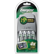 Energizer - 15-Minute Charger with NiMH Batteries Wholesale Bulk