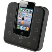 ILive - iPhone /iPod Clock Radio with App Enhancements Wholesale Bulk