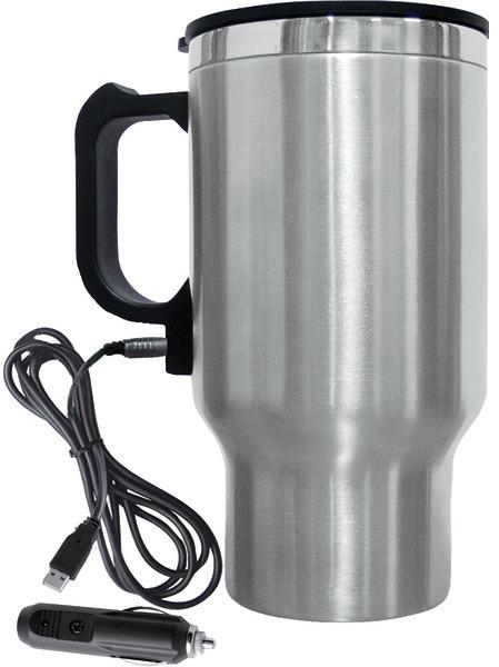 Brentwood Cmb-16C Electric COFFEE Mug With Wire Car Plug [2171045]