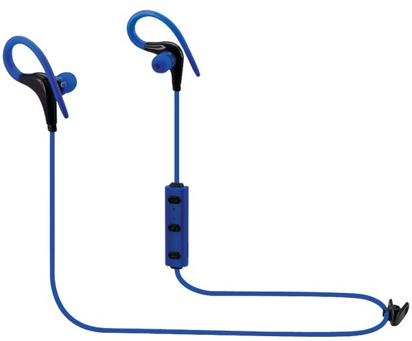 iLive Iaeb06Bu Bluetooth(R) Earbuds With Microphone (Blue) [2174352]