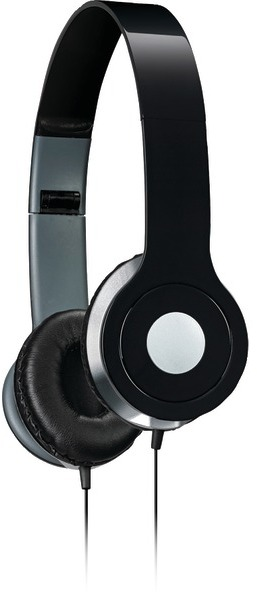 iLive Iah54B On-Ear Headphones (Black) [2174371]