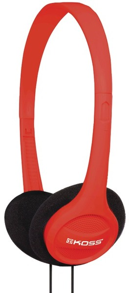 Koss 190494 Kph7 On-Ear Headphones (Red) [2175075]