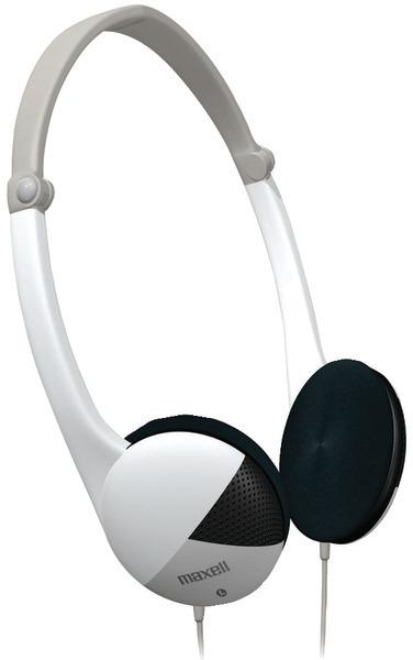 Maxell - Lightweight Stereo Headphones (390862)