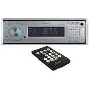 Single-Din In-Dash Fold-Down Marine Cd Receiver With Bluetooth Wholesale Bulk