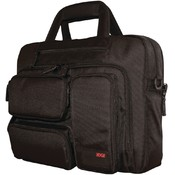 Crprt Lptp BriefCasee Black