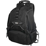 17In Laptp Backpk Black/Gry