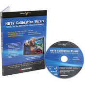 Monster Cable Red Monster Cable - HDTV Calibration Wizard DVD Wholesale Bulk